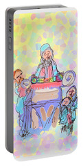 Torah Reading Portable Battery Charger