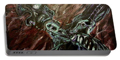 Tormented Soul Portable Battery Charger