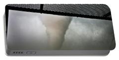 Tornado Near Yorkton Sk. Portable Battery Charger