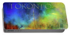 Toronto - Cityscape Portable Battery Charger