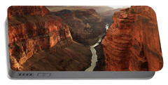 Toroweap In Grand Canyon Portable Battery Charger