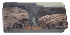 Toroweap Overlook Grand Canyon North Rim Portable Battery Charger