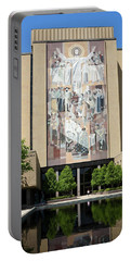 Touchdown Jesus Mural Portable Battery Charger