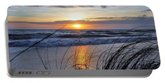 Touching The Sunset Portable Battery Charger