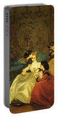 Toulmouche Auguste The Reluctant Bride Portable Battery Charger