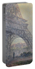 Paris , Tour De Eiffel  Portable Battery Charger