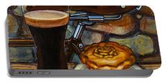 Tour De Yorkshire Pie N't Pint Portable Battery Charger