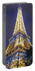 Tour Eiffel 2007 Portable Battery Charger