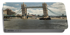 Tower Bridge A Portable Battery Charger