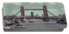 Tower Bridge B Portable Battery Charger