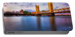 Tower Bridge Sacramento 3 Portable Battery Charger
