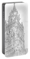 Tower Of Big Ben Portable Battery Charger
