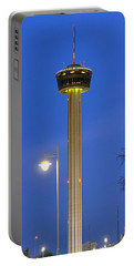 Tower Of The Americas Portable Battery Charger