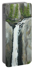 Towering Falls Portable Battery Charger