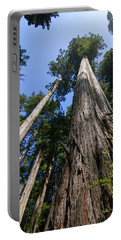 Towering Redwoods Portable Battery Charger