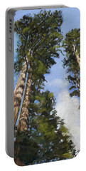 Towering Sequoias Portable Battery Charger
