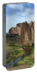 Towering Smith Rocks Portable Battery Charger