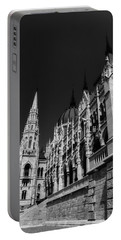 Towering Spires Portable Battery Charger