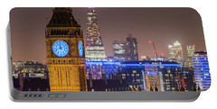 Towers Of London Portable Battery Charger