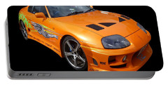 Toyota Supra Portable Battery Charger