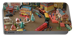 Toytown - Train Set Overview Portable Battery Charger
