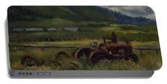 Tractor From Swan Valley Portable Battery Charger
