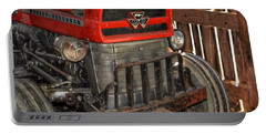 Tractor Grill  Portable Battery Charger