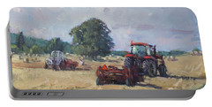 Tractors In The Farm Georgetown Portable Battery Charger