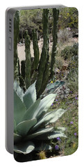 Trail Of Cactus Portable Battery Charger