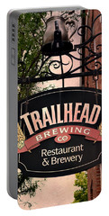 Trailhead Brewing Company Portable Battery Charger
