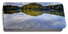 Trakoscan Lake In Autumn Portable Battery Charger