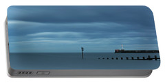 Tranquil Aberdeen Beach Portable Battery Charger
