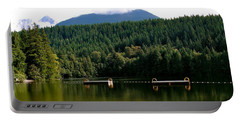 Tranquil Alice Lake Portable Battery Charger