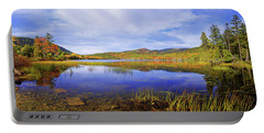 Portable Battery Charger featuring the photograph Tranquil by Chad Dutson