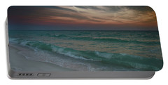 Portable Battery Charger featuring the photograph Tranquil Evening by Renee Hardison