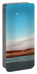 Tranquil Heaven Portable Battery Charger by Betsy Knapp