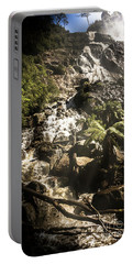 Tranquil Mountain Canyon Portable Battery Charger