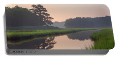 Tranquil Reflections Portable Battery Charger