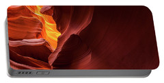 Tranquility - Antelope Slot Canyon Portable Battery Charger