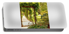 Portable Battery Charger featuring the photograph Tranquility by Becky Lupe