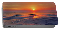 Portable Battery Charger featuring the photograph Tranquility - Florida Sunset by HH Photography of Florida