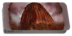 Transcendent Devils Tower 2 Portable Battery Charger