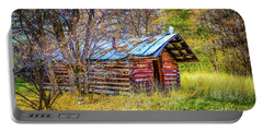 Trappers Cabin Portable Battery Charger