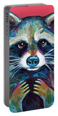 Trash Panda Portable Battery Charger