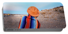 Traveler Portable Battery Charger by Evgeniya Lystsova