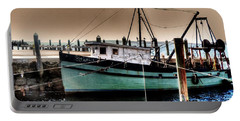 Trawler Bristol Ri Portable Battery Charger