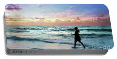 Treasure Coast Florida Seascape Dawn D6 Portable Battery Charger