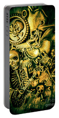 Treasures From Skull Island Portable Battery Charger