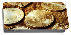 Treasures From The Bullion Vault Portable Battery Charger