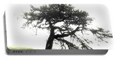 Portable Battery Charger featuring the photograph Tree by Alex Grichenko
